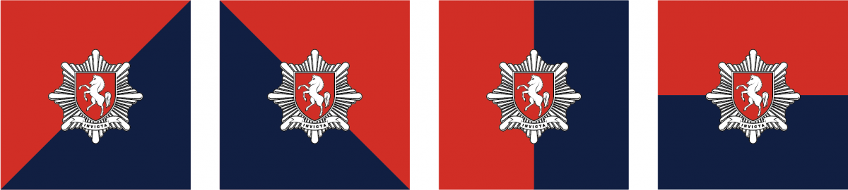 Kent Fire & Rescue Service Graphic Styles Harlequin