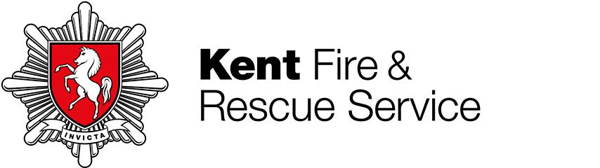 Kent Fire & Rescue Service logo