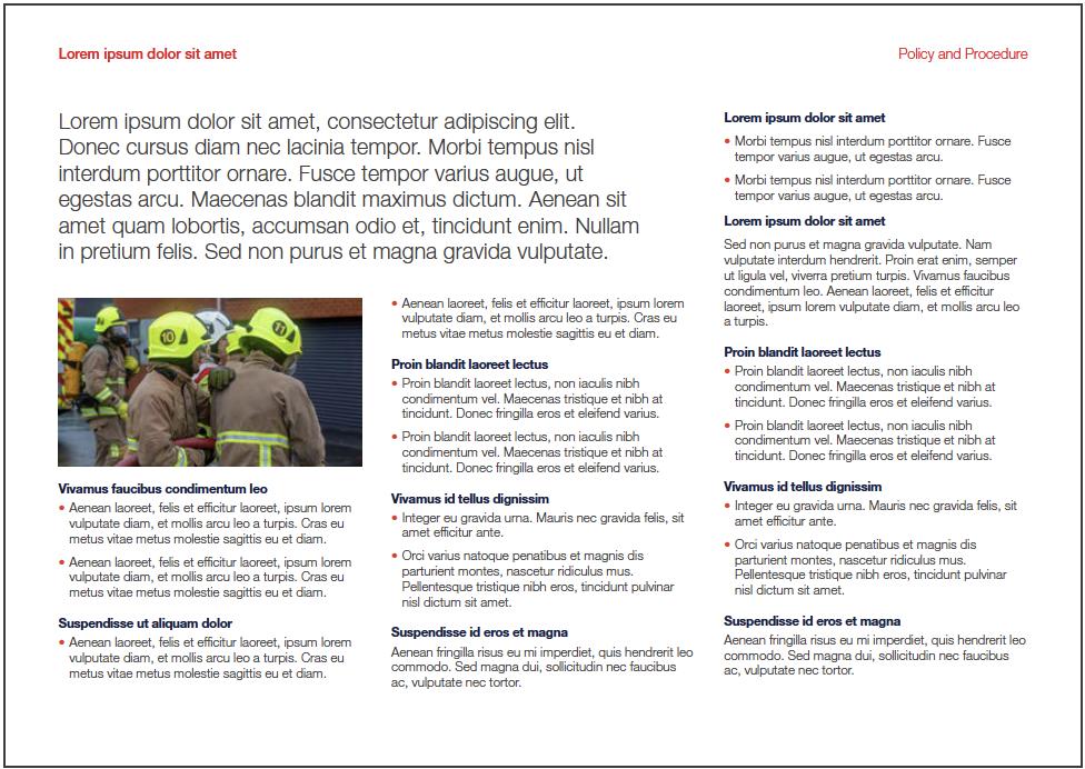 Kent Fire & Rescue leaflet & documents